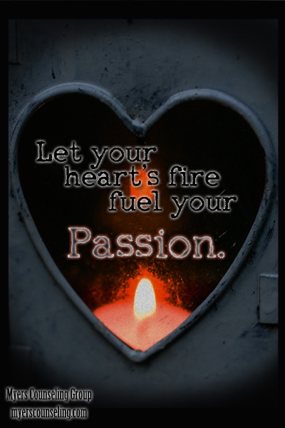 Inspirational Quote of the Day: Fire in Your Heart