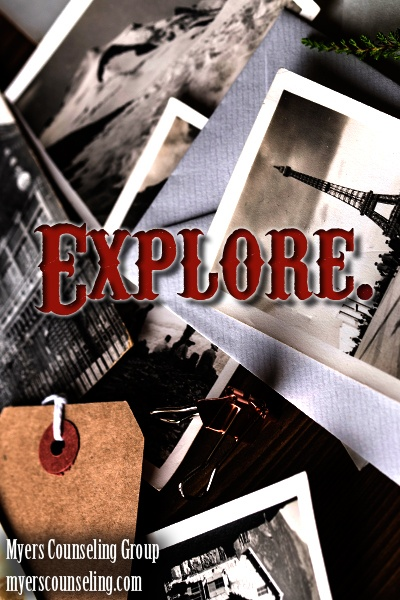 Inspirational Quote of the Day: Explore