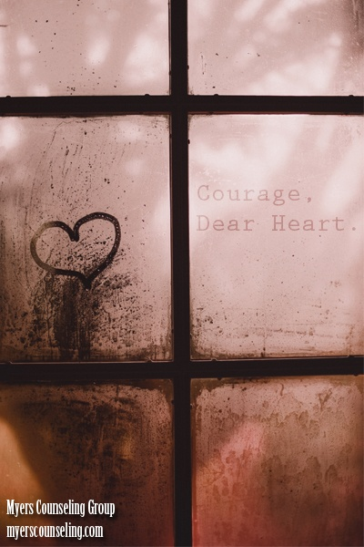 Inspirational Quote of the Day: Dear Heart