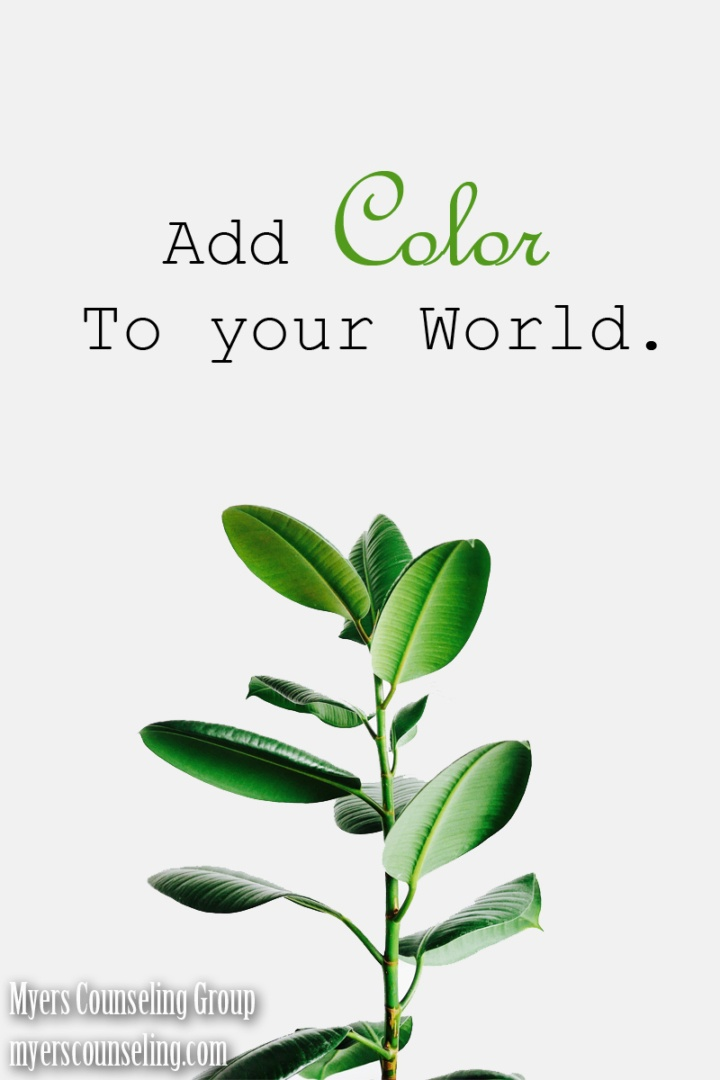 Inspirational Quote of the Day: Color