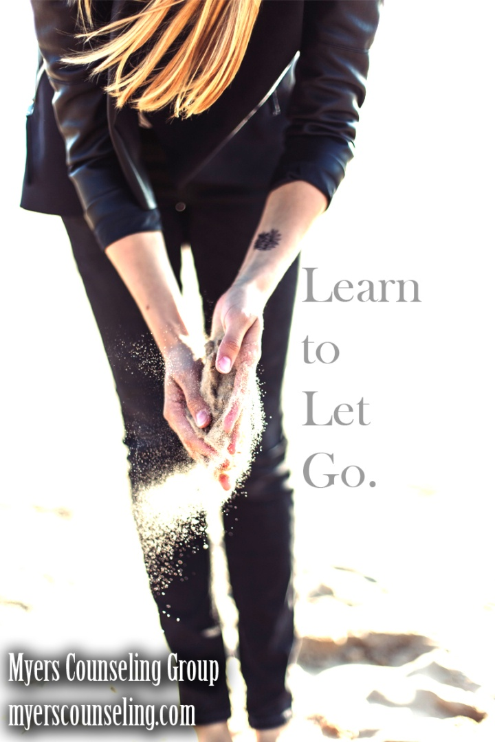 Inspirational Quote of the Day: Let Go