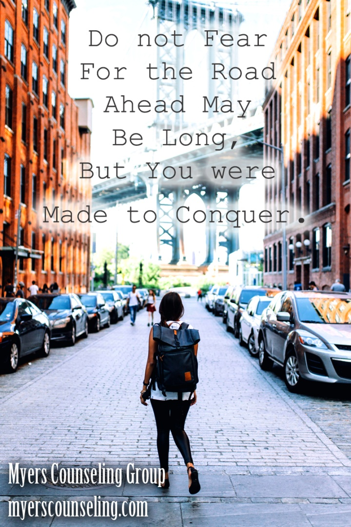 Inspirational Quote of the Day: Conquer