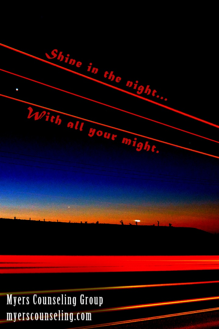 Inspirational Quote of the Day: In The Night