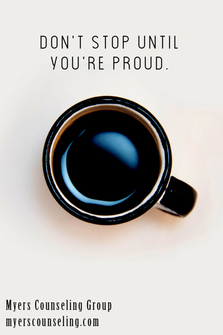 Inspirational Quote of the Day: Proud