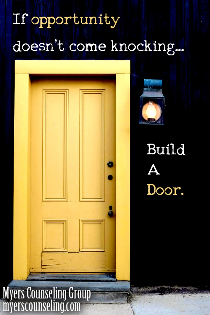 Inspirational Quote of the Day: Door