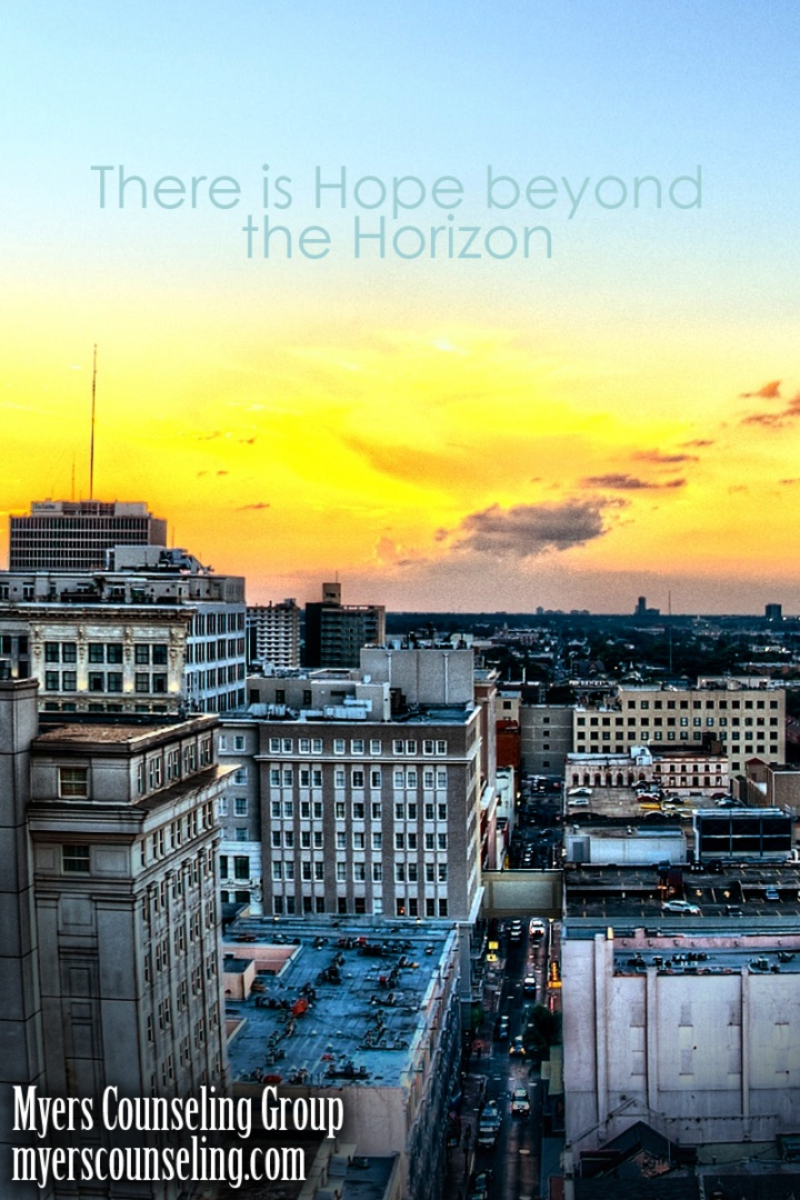 Inspirational Quote of the Day: Horizon