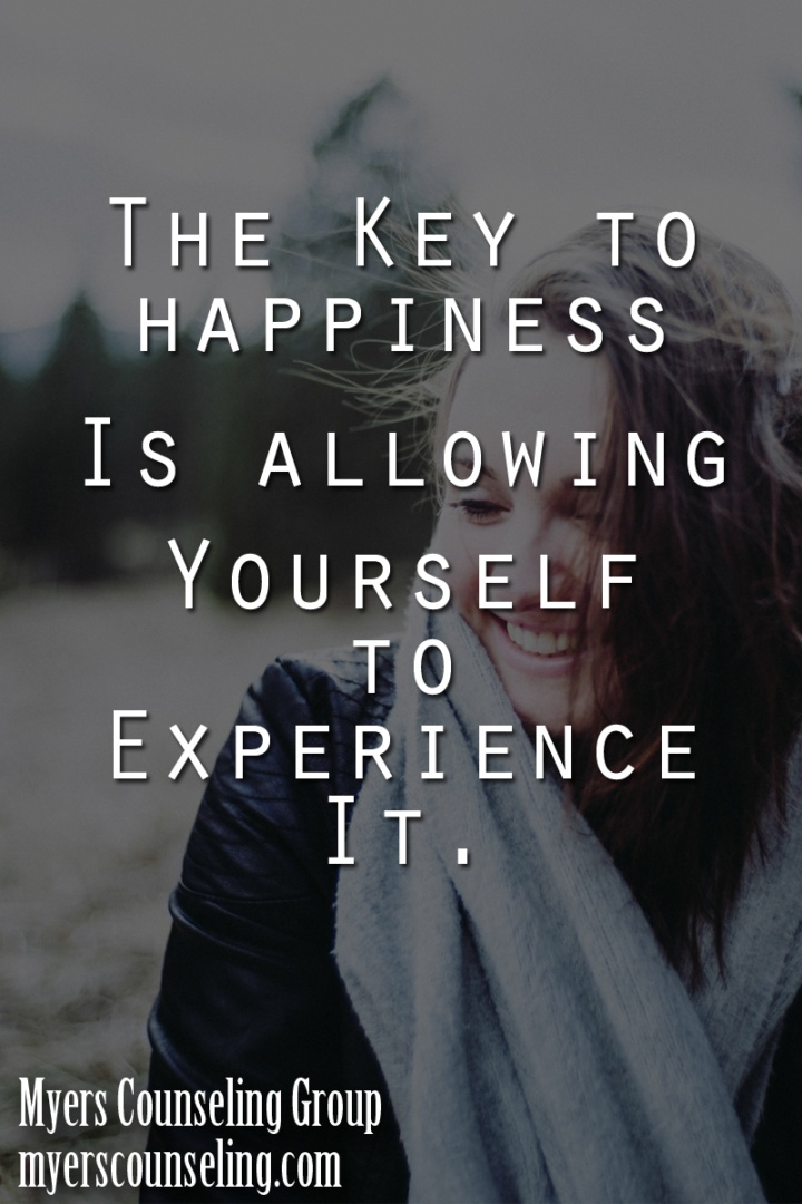 Inspirational Quote of the Day: Seeing Happiness