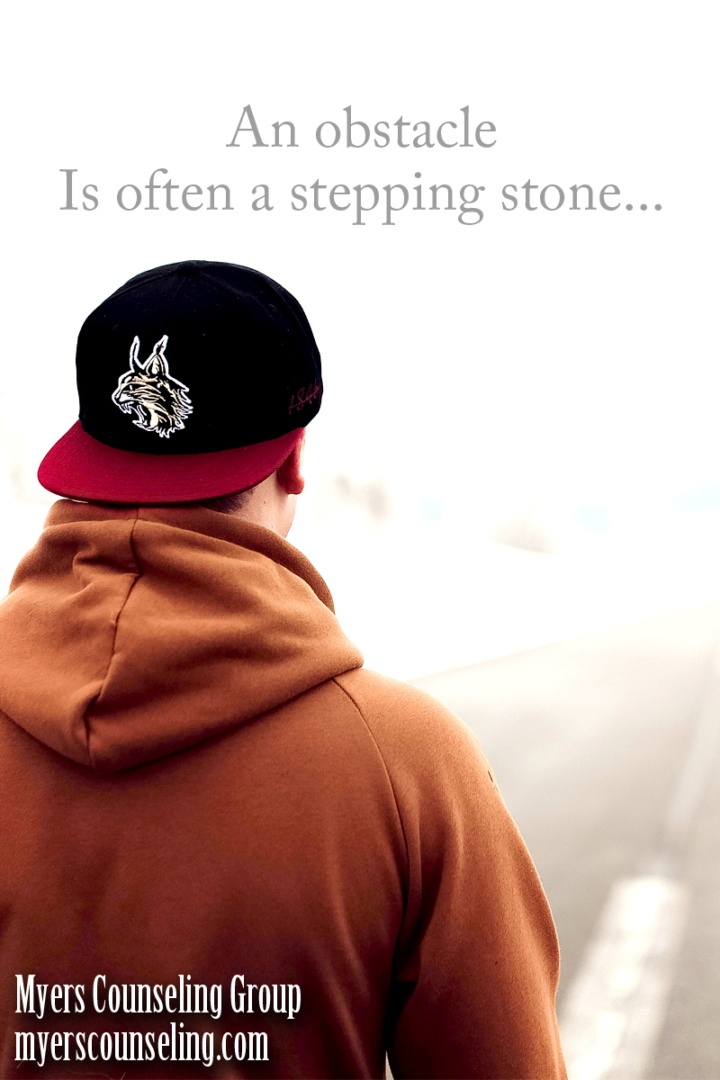 Inspirational Quote of the Day: Stepping Stone