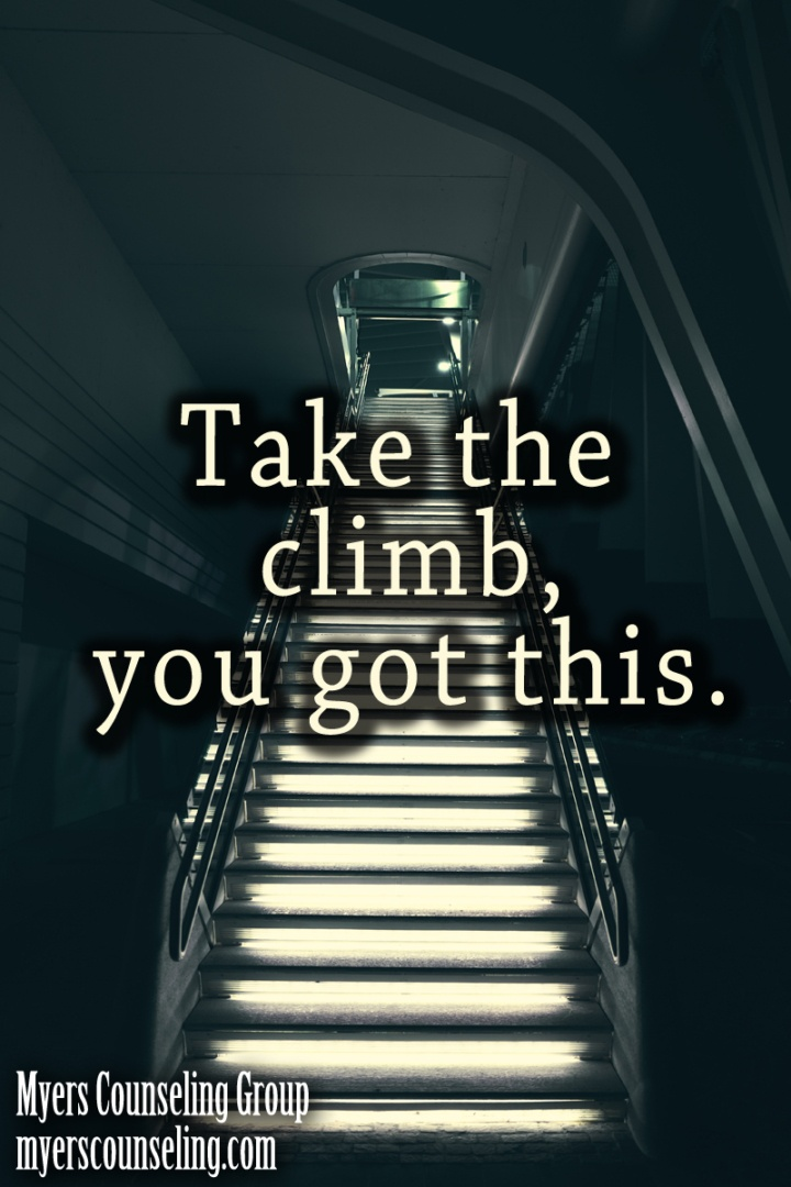 Inspirational Quote of the Day: The Climb