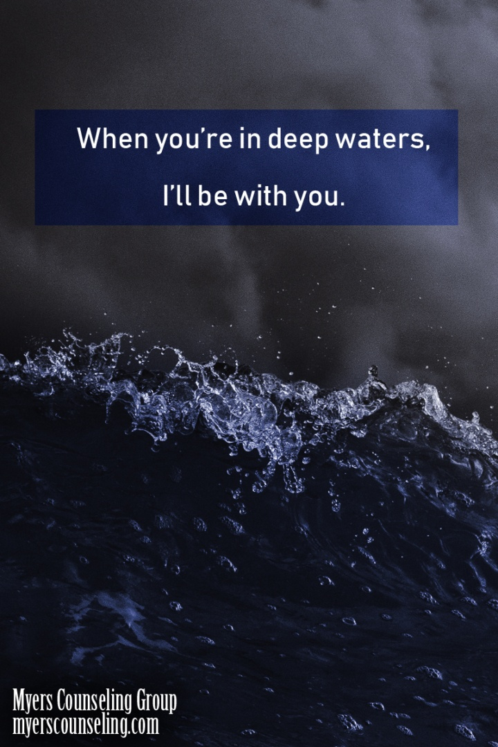 Inspirational Quote of the Day: Deep Waters