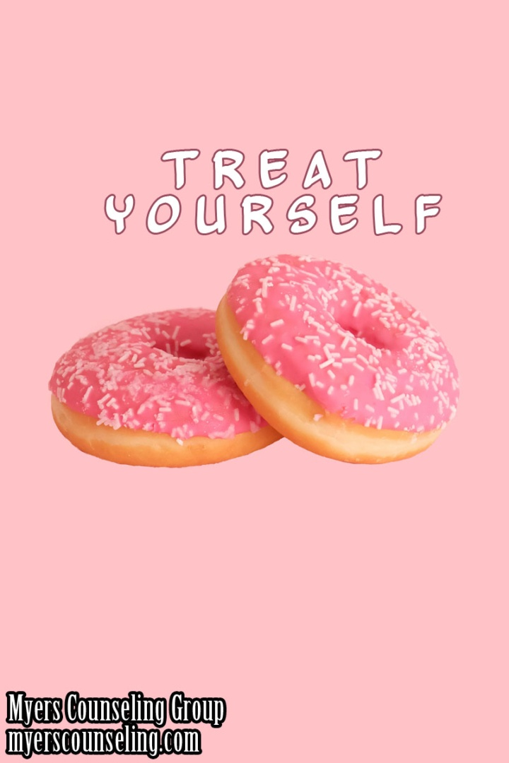 Inspirational Quote of the Day: Treat Yourself