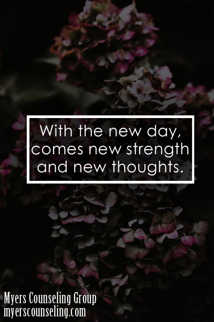 Inspirational Quote of the Day: New Day