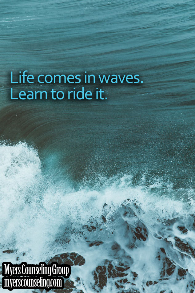 Inspirational Quote of the Day: Waves