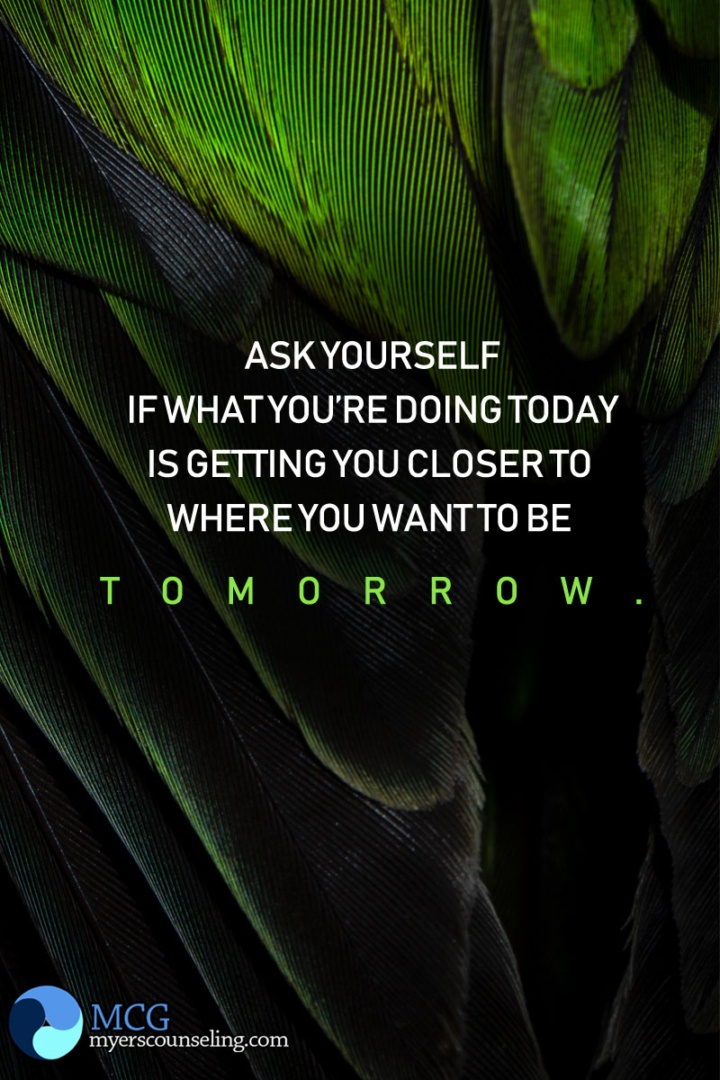 Inspirational Quote of the Day: Today and Tomorrow