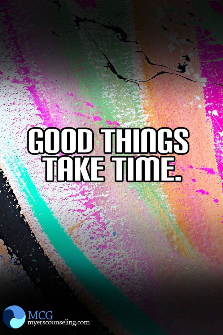 Inspirational Quote of the Day: Good Things
