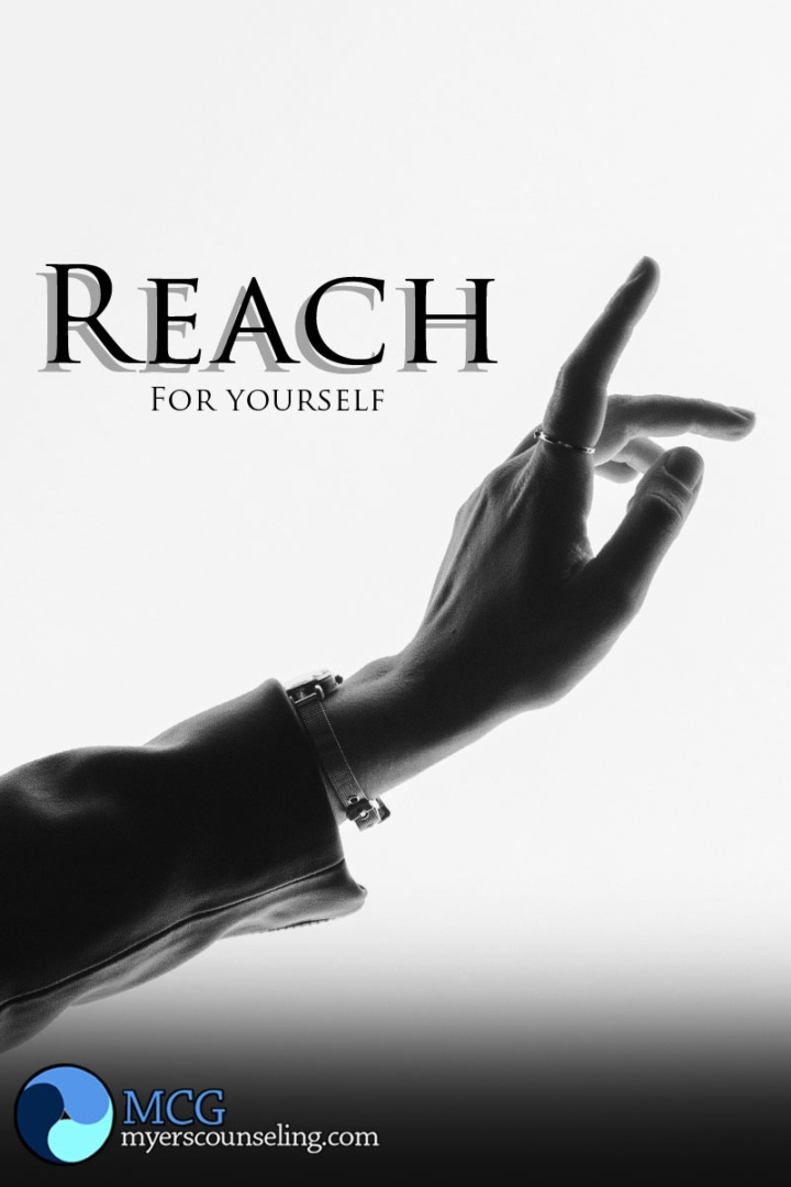 Inspirational Quote of the Day: Reach