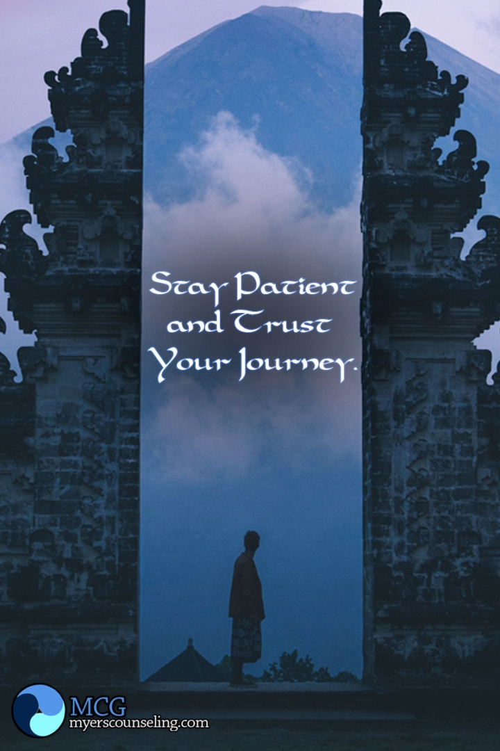 Inspirational Quote of the Day: Patient Journey