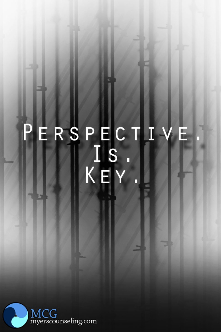 Inspirational Quote of the Day: Perspective is Key
