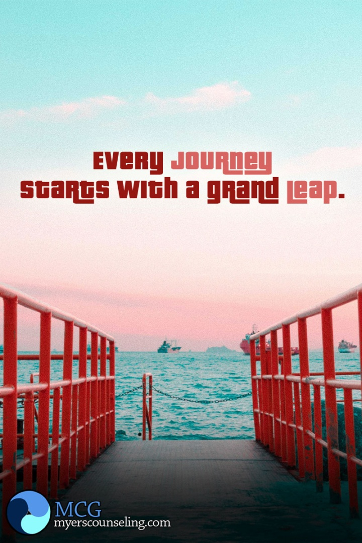 Inspirational Quote of the Day: Grand Journey