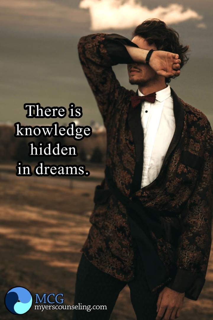 Inspirational Quote of the Day: Knowledge in Dreams