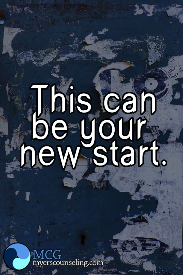 Inspirational Quote of the Day: New Start