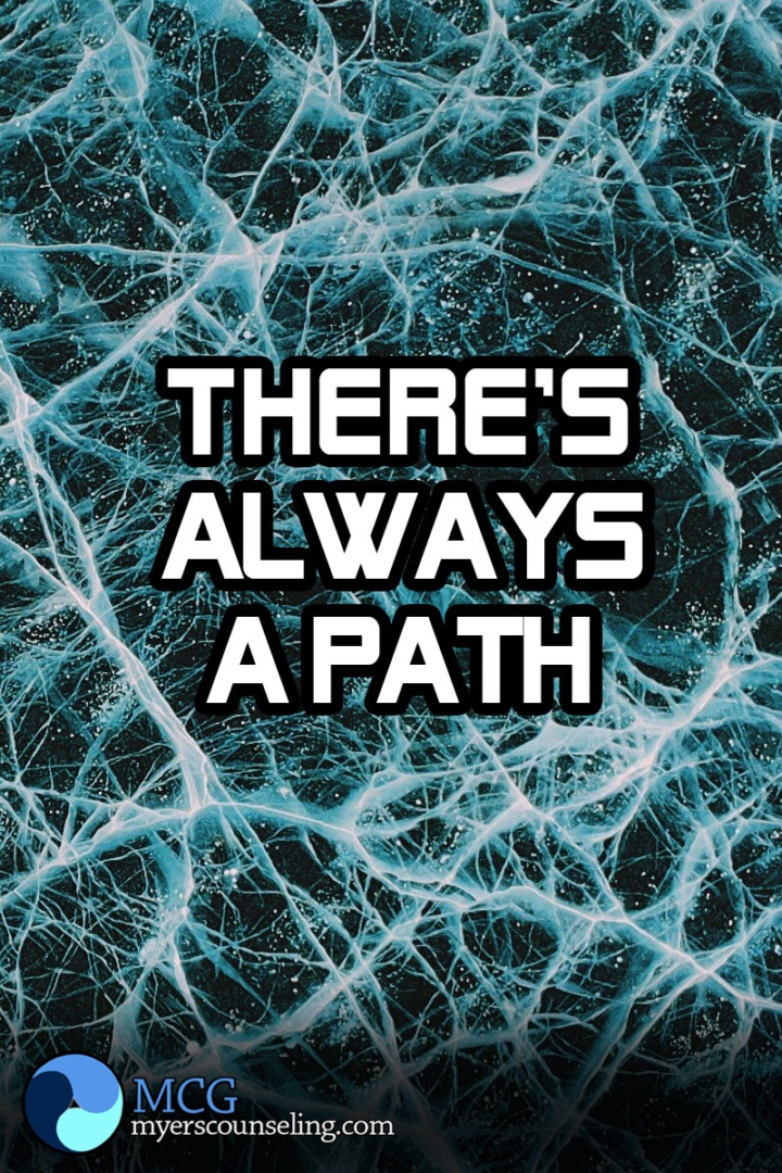 Inspirational Quote of the Day: Always a Path