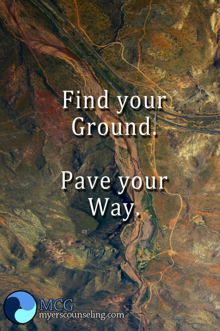 Inspirational Quote of the Day: Pave Your Way