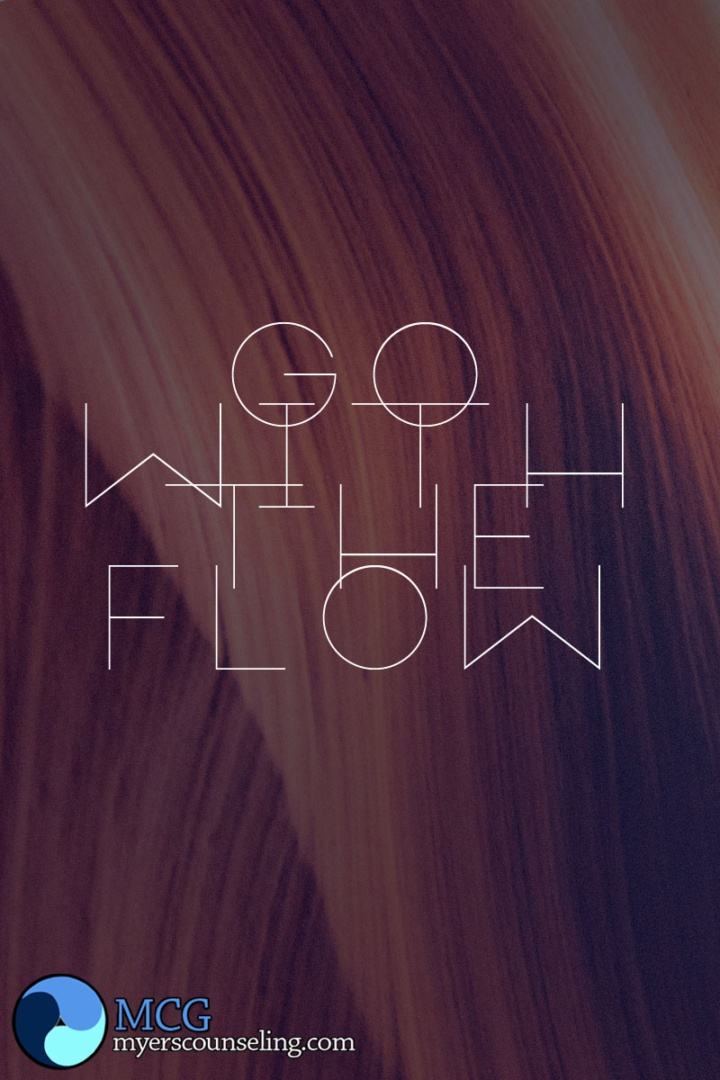 Inspirational Quote of the Day: Flow