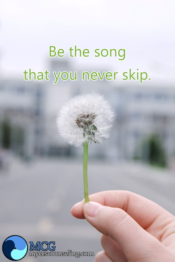Inspirational Quote of the Day: Song