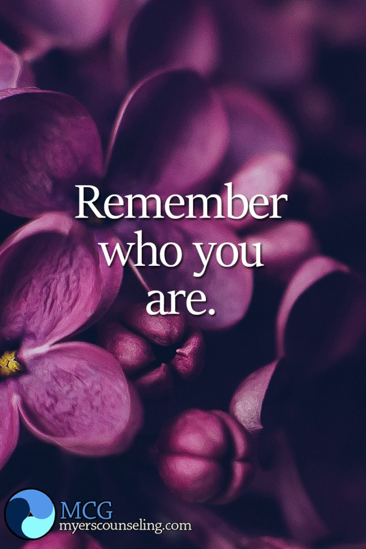 Inspirational Quote of the Day: Remember