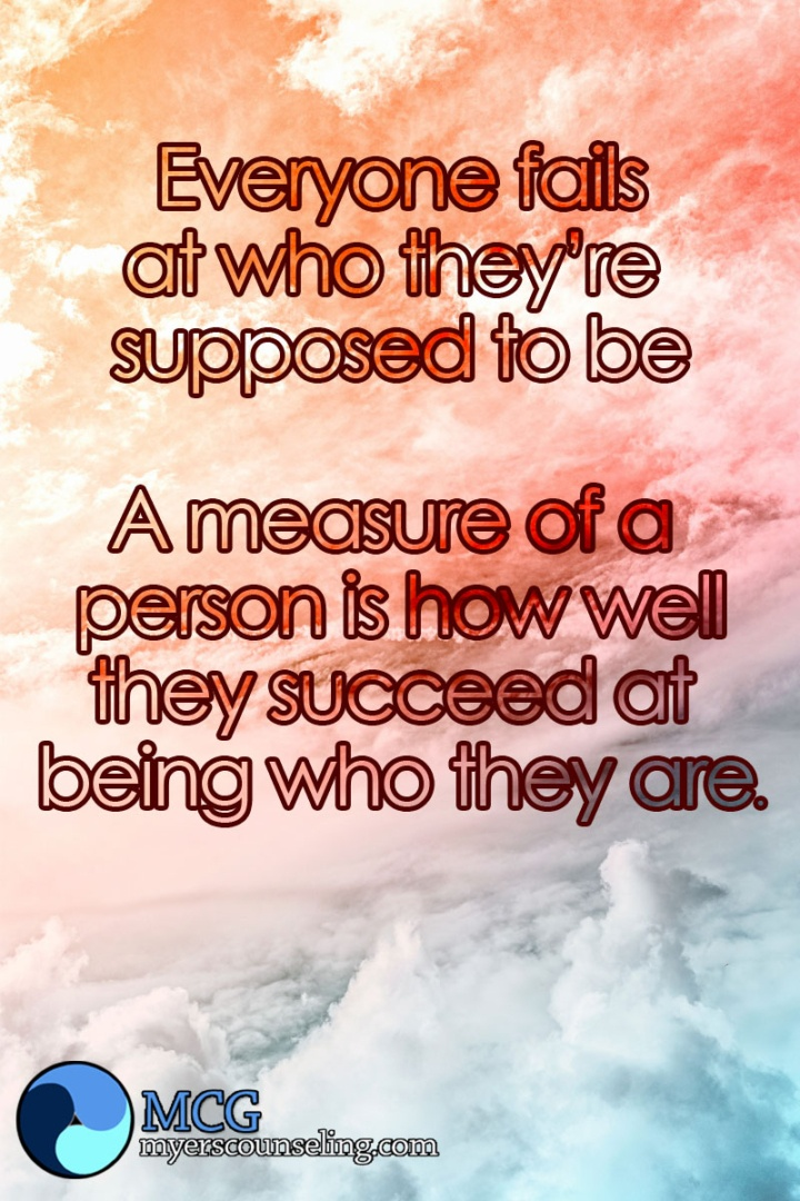 Inspirational Quote of the Day: Measure of You