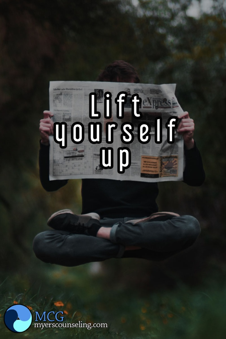 Inspirational Quote of the Day: Lift