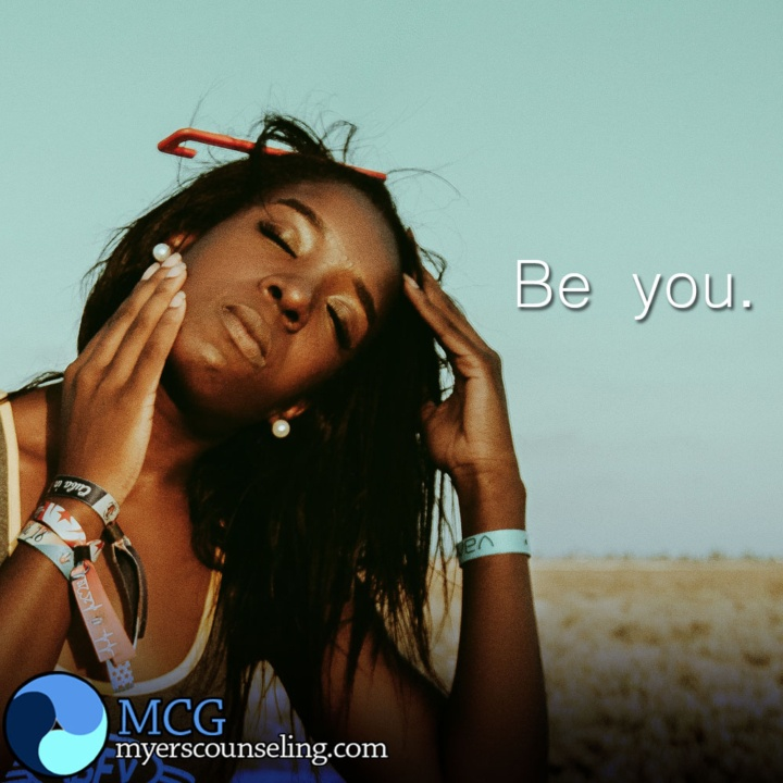 Inspirational Quote of the Day: Be You