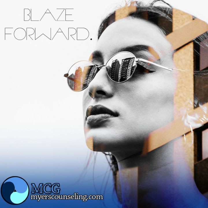 Inspirational Quote of the Day: Blaze Forward