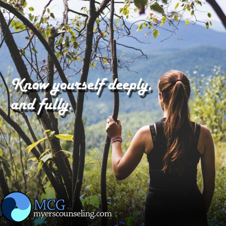 Inspirational Quote of the Day: Know Yourself