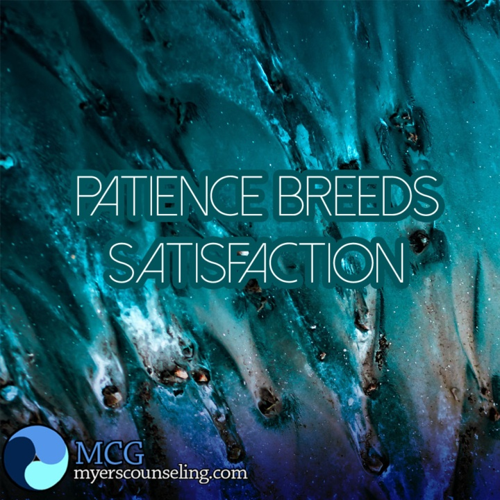 Inspirational Quote of the Day: Patience and Success