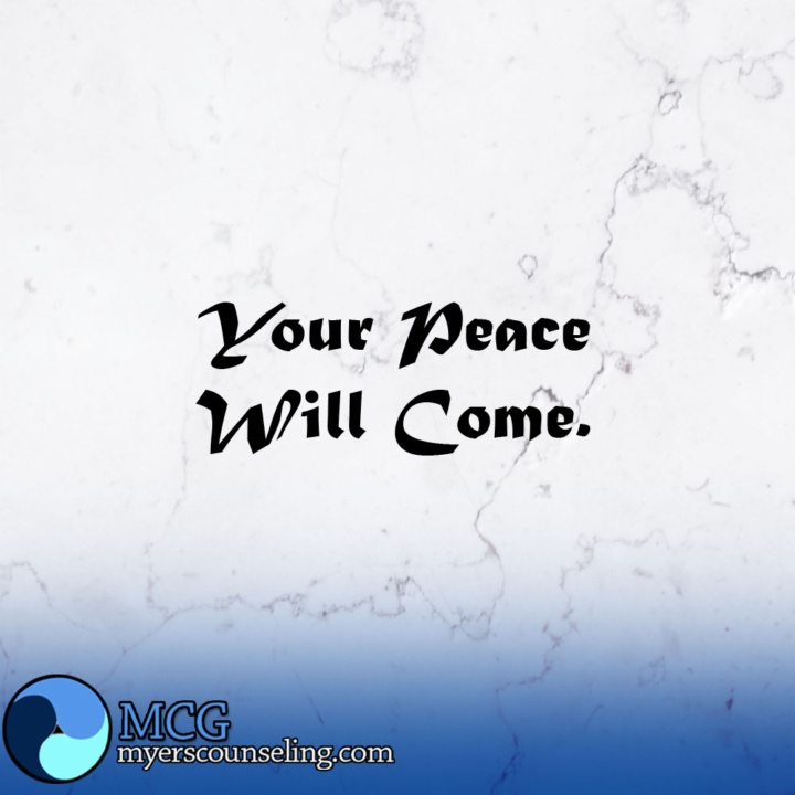 Inspirational Quote of the Day: Peace