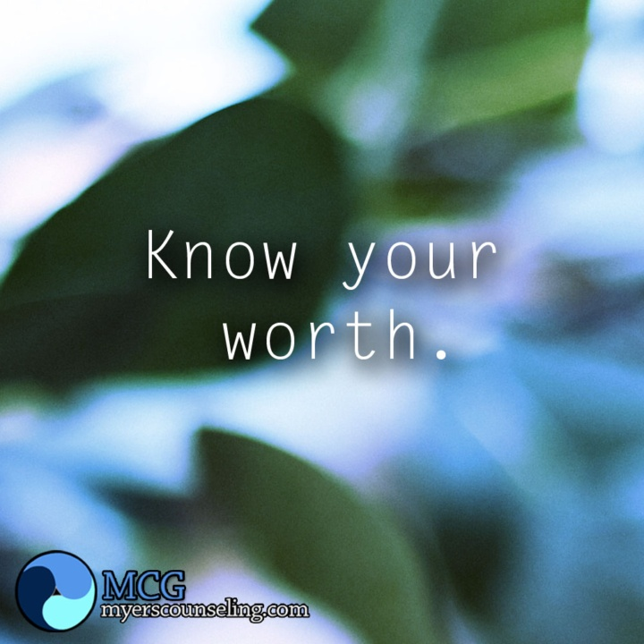Inspirational Quote of the Day: Worth