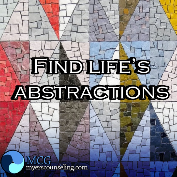 Inspirational Quote of the Day: Abstractions