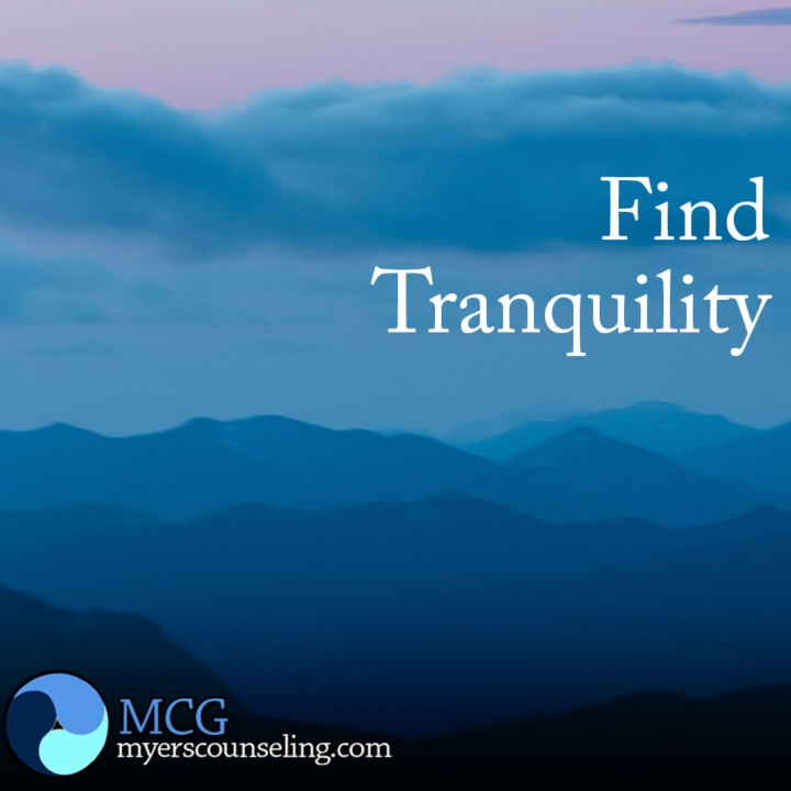 Inspirational Quote of the Day: Tranquility
